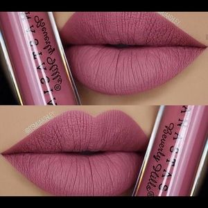 NIB Anastasia Liquid Lipstick DUSTY ROSE